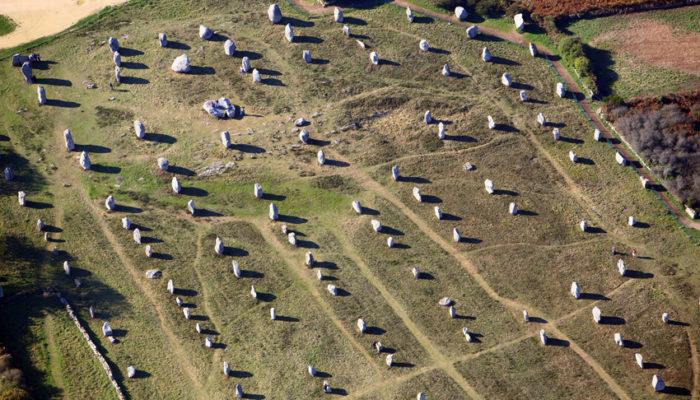 Le plus grand site mégalithique au monde en Bretgane