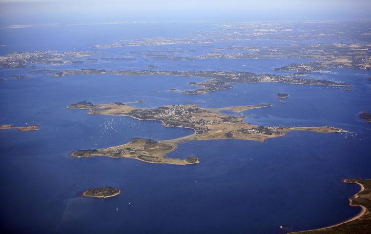 Plus belles baies du monde Golfe du Morbihan