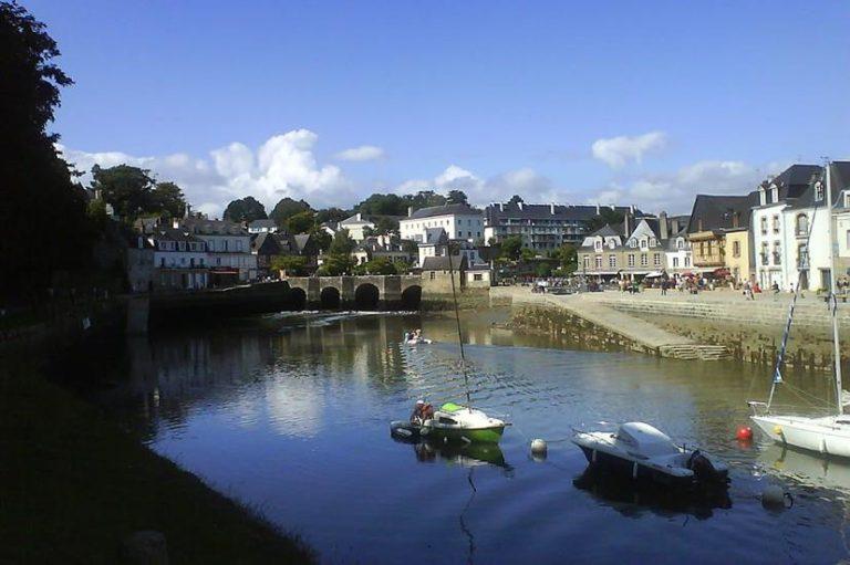 Auray le port