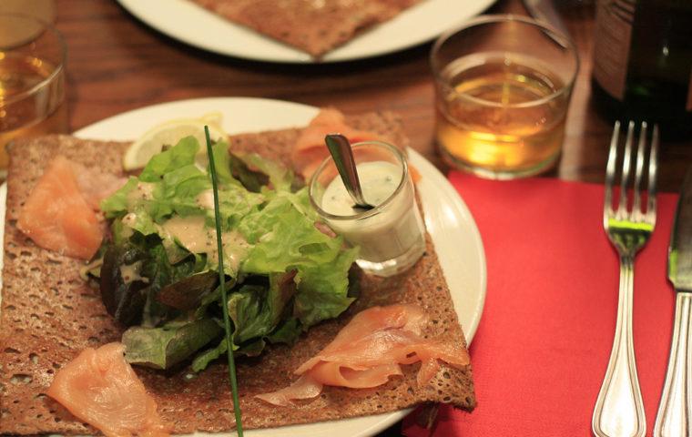 La Gastronomie Bretonne et les jours de marchés