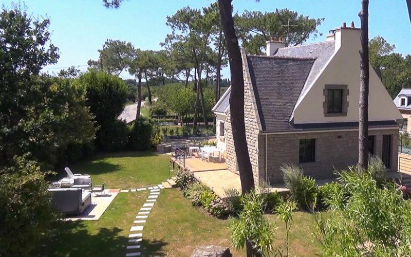 Villa Caravelle erdeven morbihan