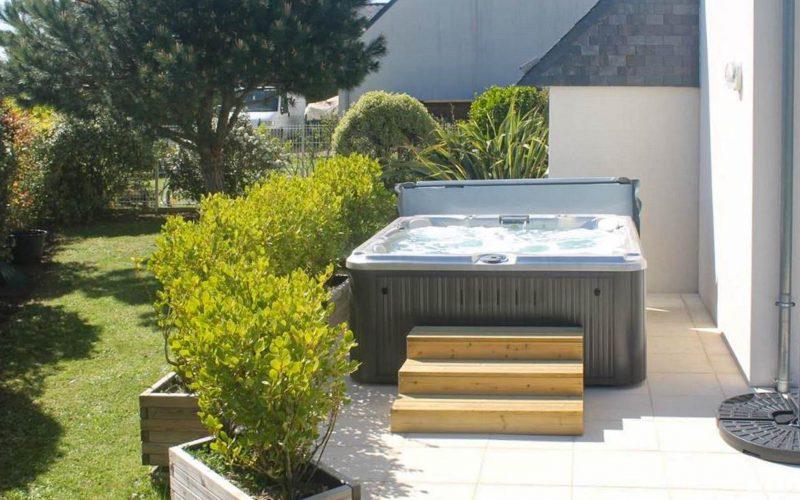 la goélette jacuzzi location de vacances Morbihan