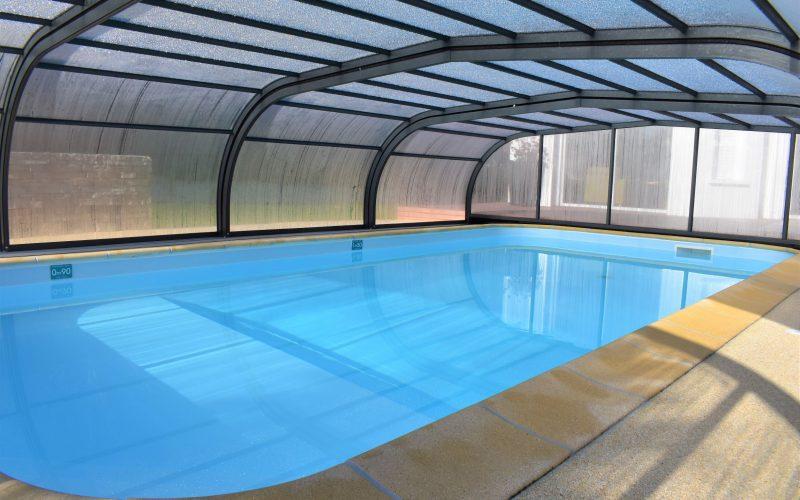 Villa La Frégate Belz piscine