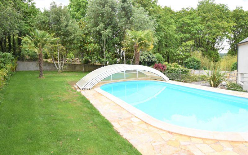 villa le galion piscine
