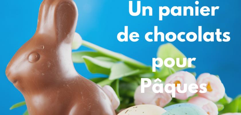 Pâques chocolats villas morbihan