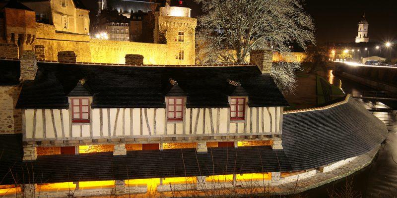 Vannes et son centre medieval
