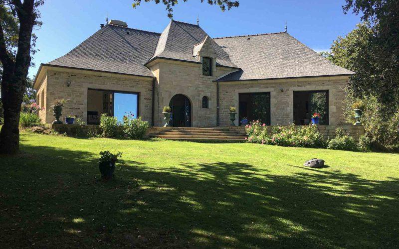 Exterieur Villa de luxe dans le Morbihan